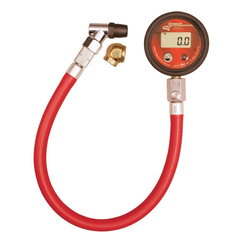 Longacre Basic Digital Tire Gauge