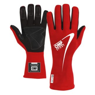 OMP OS 60 Racing Gloves