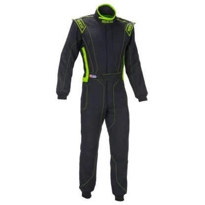 Sparco Victory RS-4 Black/Green