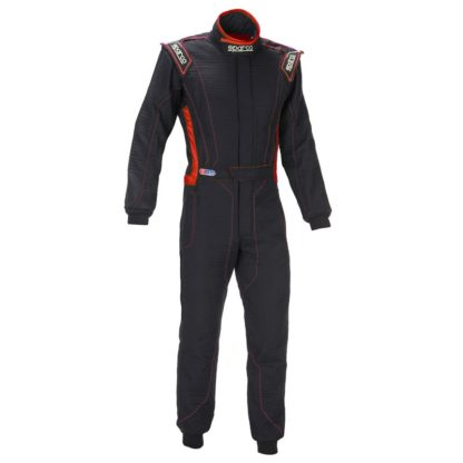 Sparco Victory RS-4 Black/Red
