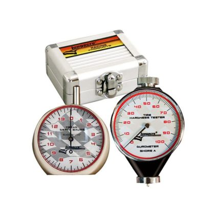 Longacre Tire Durometer and Tread Depth Gauge
