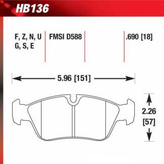 Hawk HB136.690