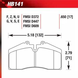 Hawk HB141.650