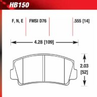 Hawk HB150.555