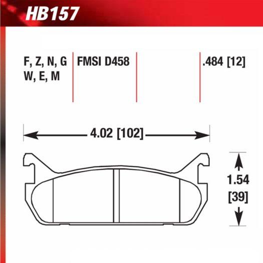 Hawk HB157.484