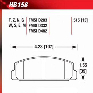 Hawk HB158.515