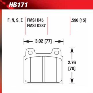 Hawk HB171.590