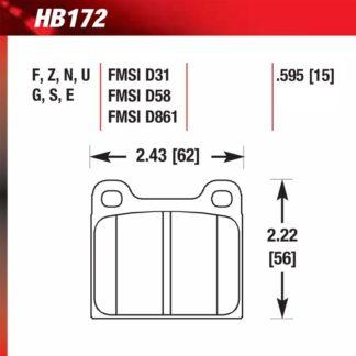 Hawk HB172.595