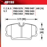 Hawk HB195.640