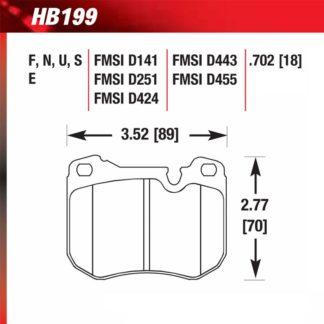 Hawk HB199.702