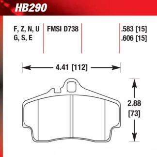 Hawk HB290.583