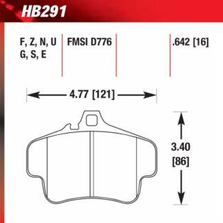 Hawk HB291.642