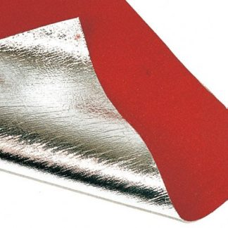 Longacre Aluminized Insulation Cloth