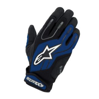 Alpinestars Engine Glove-Blue