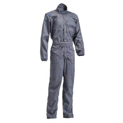 Sparco MX3 Mechanics Coveralls Grey