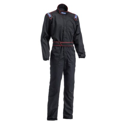 Sparco MX3 Mechanics Coveralls Black