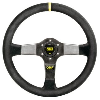 OMP 350 Carbon D Steering Wheel