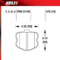 Hawk HB531.570