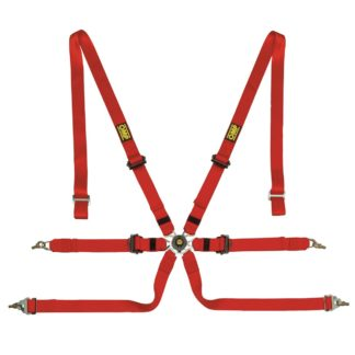OMP 202 HSL Pro Racing Harness