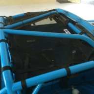 Teamtech Spec Boxster Roof Net