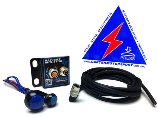 Cartek Battery Isolator XR